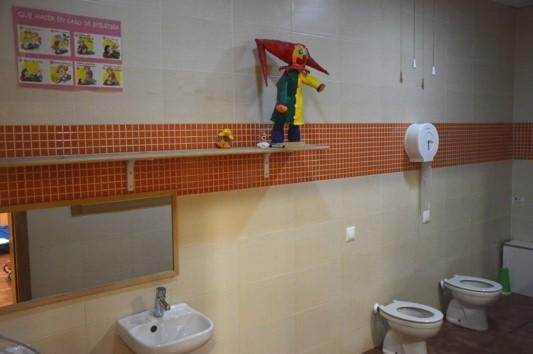 Baño-aula-siesta